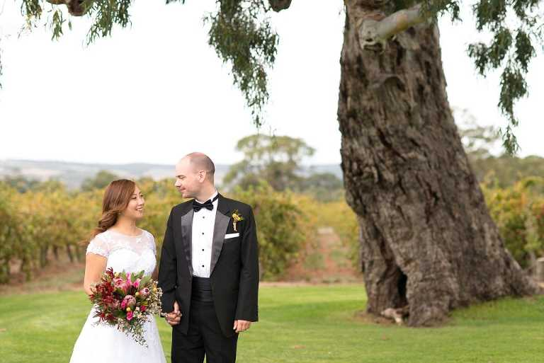 McLaren Vale Old Oval Estate Wedding Photographer_0003